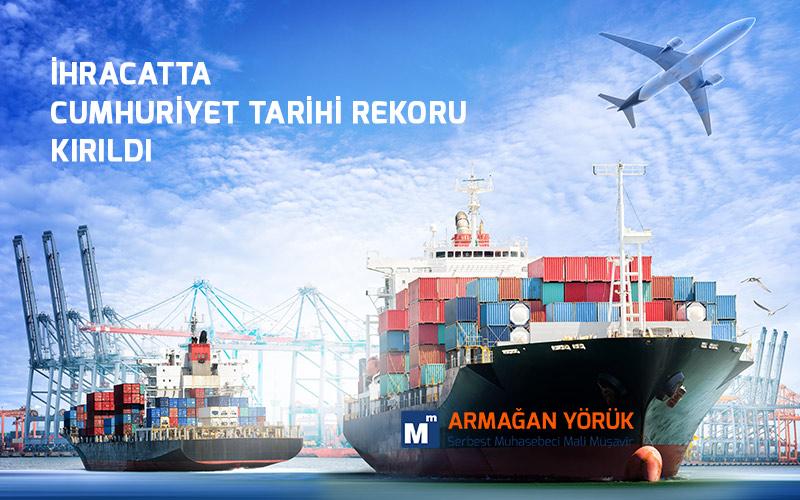 türkiye ihracat rakamları